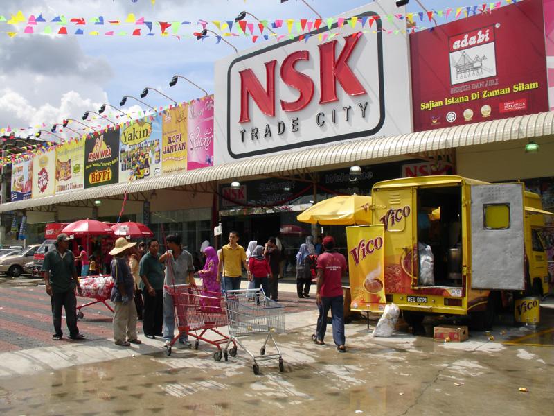 nsk trade city sdn bhd  selayang